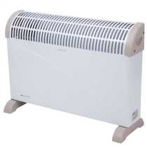 2kW Convector Heater with Turbo White