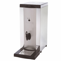 10 Litre 3kW Push Button Counter Top Autofill Water Boiler with Filtration Stainless Steel