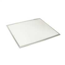 Low energy LED recessed modular panel with remote driver