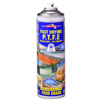 PTFE Fast Drying Food Grade Lubricant 500ml