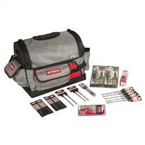 20 Piece Premium Drilling Kit with Tote Bag