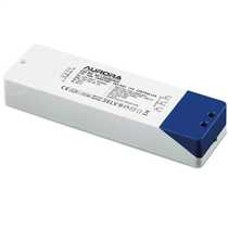 1-50W 24V DC Non-Dimmable Constant Voltage LED Driver Blue