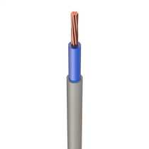 6181Y 25mm² Single Core Cable Blue/Grey (Cut Length Sold By The Mtr)