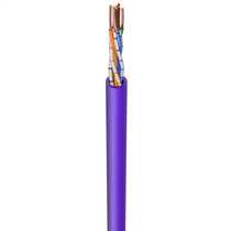 CAT5E Unshielded Twisted Pair UTP LSOH Cable Violet (Box of 305m)