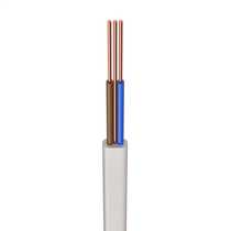 H6242B 1.0mm² LSF T+E Twin and Earth Cable White (100m Drum)