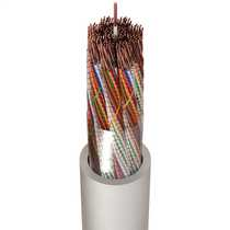 CW1308 100 Pair + Earth Telephone Cable White (Cut Length Sold By The Mtr)