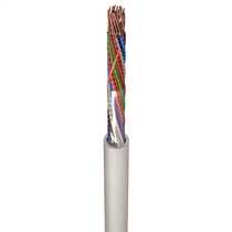 CW1308 12 Pair Telephone Cable White (100m Drum)