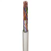 CW1308 15 Pair Telephone Cable White (100m Drum)