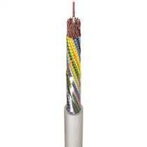 CW1308 20 Pair Telephone Cable White (Cut Length Sold By The Mtr)