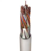 CW1308 50 Pair Telephone Cable White (Cut Length Sold By The Mtr)
