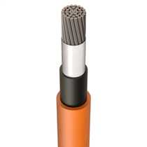 35mm² Welding Cable Orange (Cut Length Sold By The Mtr)