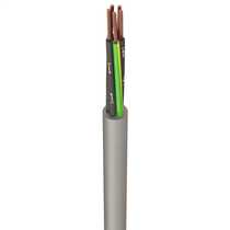 0.5mm² 5 Core YY Control Flexible Cable (Cut Length Sold By The Mtr)