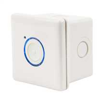 Outdoor Push Button 3 Wire White