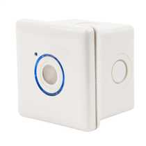 Outdoor Touch Timer White 3 Wire