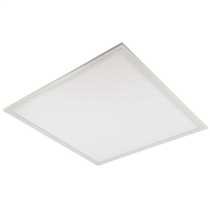 38W 600mm x 600mm 6000K LED Ceiling Panel with Layered Polycarbonate Diffuser and Dimmable Driver