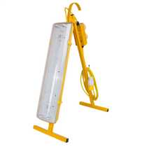 Floor Standing Twin 2 Foot Non-Corrosive complete with 1 x 16A 2P+E 110V Sockets and 1 x 16A 2P+E 110V Appliance Inlet