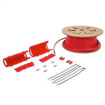 30m Ice Killer Self Regulating Heating Cable Contractor Pack