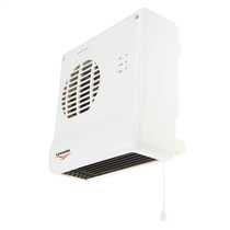2kW Downflow Bathroom Fan Heater
