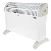 2kW Convector Heater c/w Thermostat and 24 Hour Timer