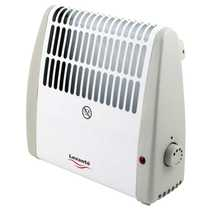 500W Frost Watch Radiant Heater White