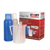 2 x 0.5 Litre Bottles of Magic Gel and Mixing Jug