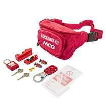 Custom Circuit Breaker Lock Out Safety Kit