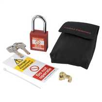 Starter Miniature Circuit Breaker Lockout Kit