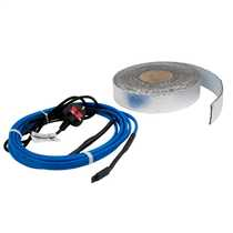 5m 60W Stop Ice Anti Freeze Heating Cable Kit complete with Insulation Tape