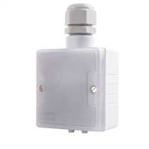 Outdoor Security Dusk Switch Grey