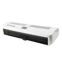 4.5kW Warm Air Curtain with Adjustable Air Flow White