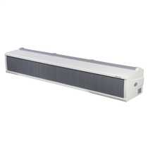 13.5kW Electrically Heated Air Curtain Light Grey