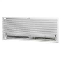 13.5kW Electric Commerical Air Curtain Light Grey