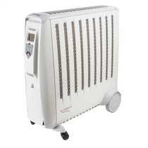 2kW Enviro Sensitive Oil Free Electric Radiator White / Light Grey