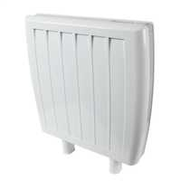 700W Duo Heat Radiator Grey / White