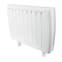 1kW Duo Heat Radiator Grey / White
