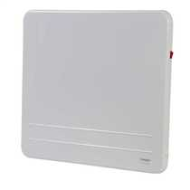 400W Low Wattage Panel Heater White