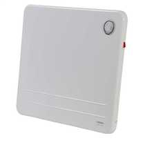 400W Low Wattage Panel Heater with 24 Hour Timer White