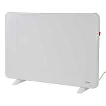 800W Low Wattage Panel Heater White