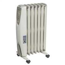 1.5kW Enviro-Sensitive Oil Free Heaters White without Timer