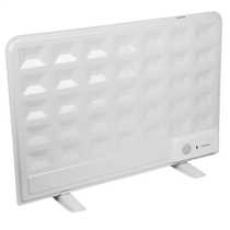 1kW OFX Oil Filled Radiator White