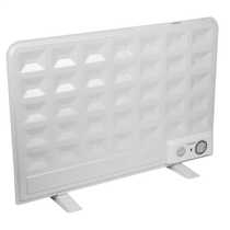 1kW OFX Oil Filled Radiator with Timer White