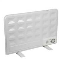 750W OFX Oil Filled Radiator with Timer White