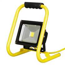 20W LED C Frame Site Light 110V