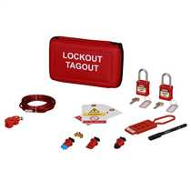Residental Electrical Lockout Kit