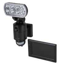 Pir Floodlights With Built In Camera Cef