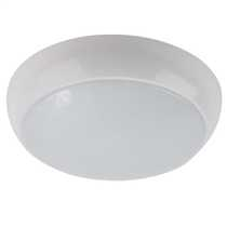 16W Carina 2D High Frequency Ceiling/Wall Fitting White