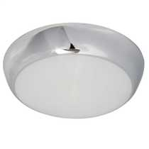 28W Carina 2D High Frequency Ceiling/Wall Fitting Chrome