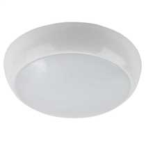 28W Carina 2D High Frequency Ceiling/Wall Fitting White