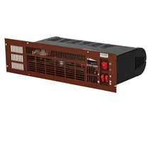 2.4kW Plinth Heater with 3 Colour Trims