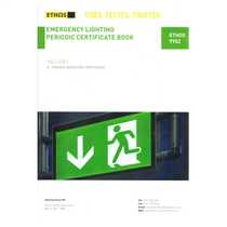 Emergency Lighting Periodic Certificates
